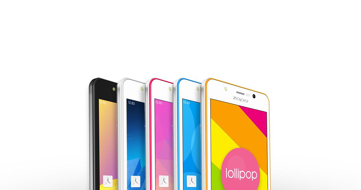 ZOPO color e zp350 Deliver a brand new upgrade experience