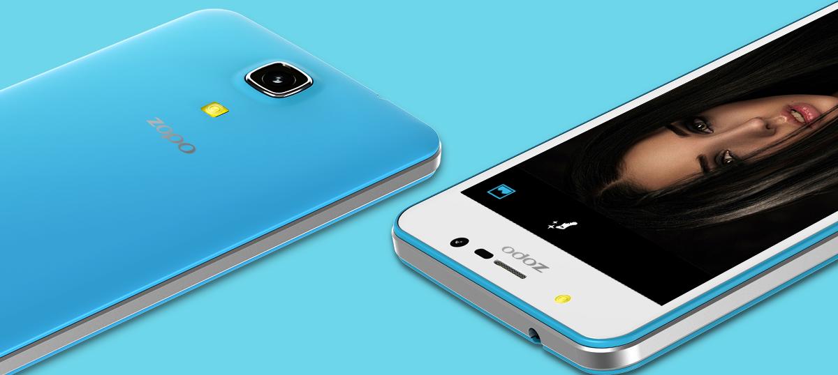 Blue ZOPO color e zp350