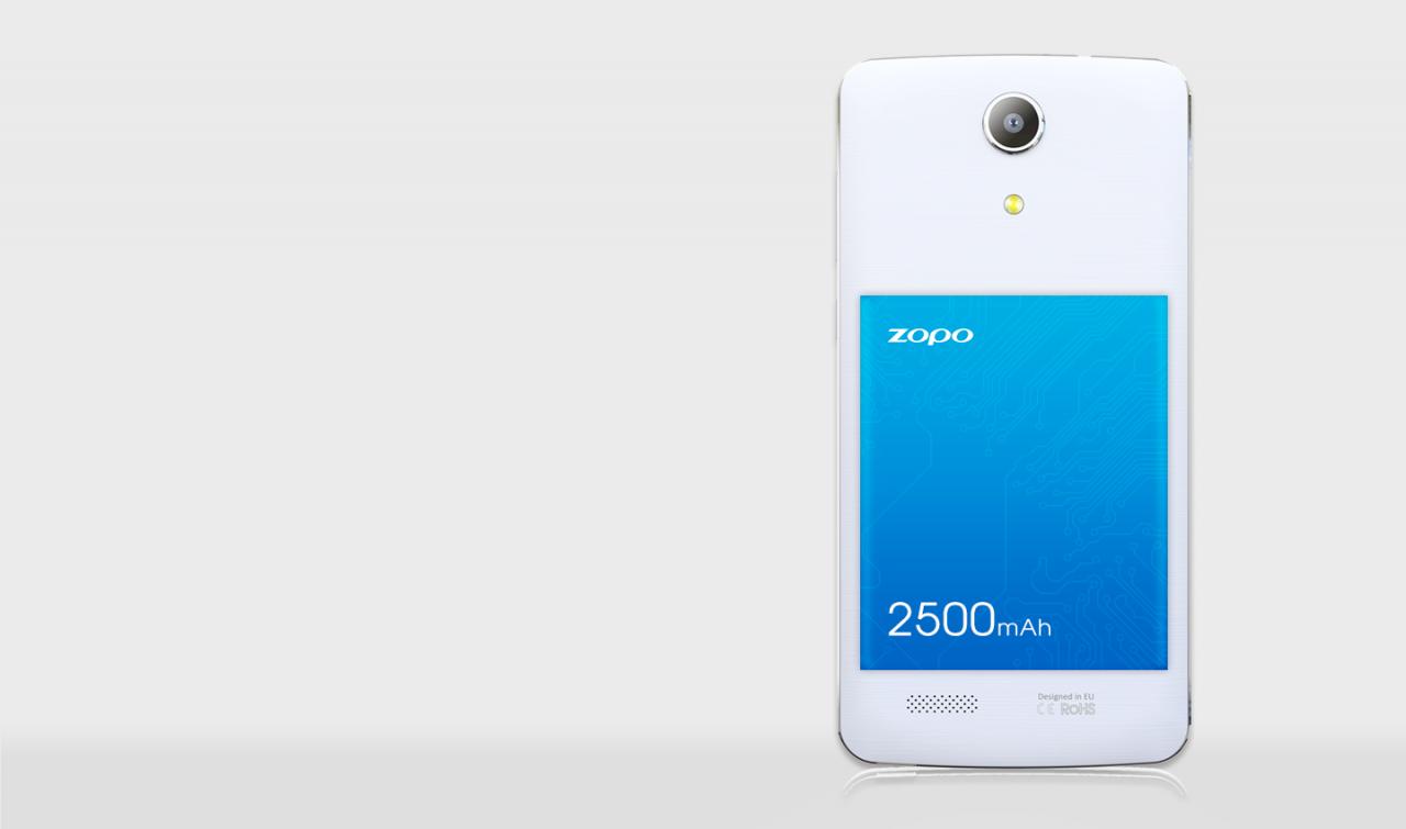 ZOPO speed 7 3000mAh Battery