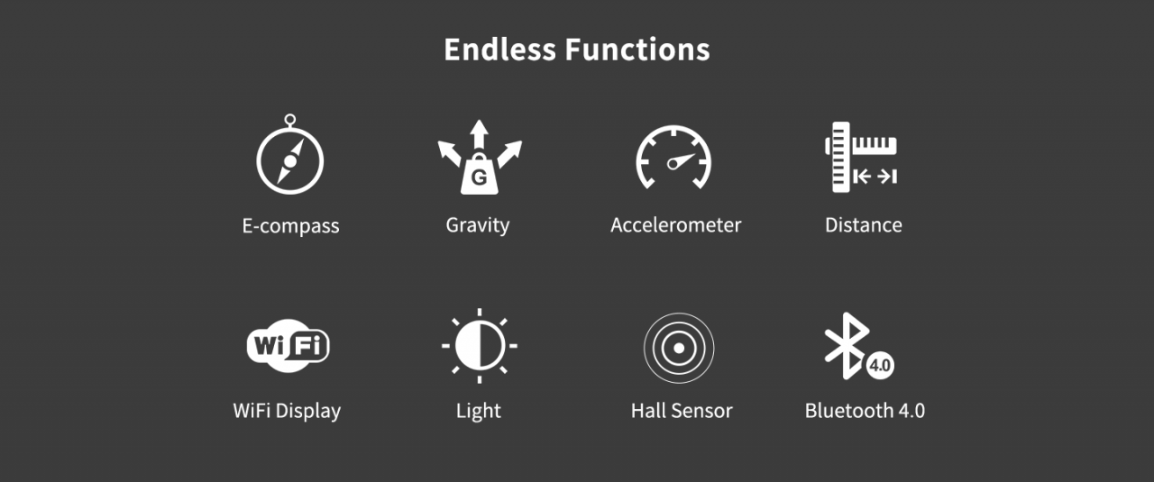 ZOPO speed 7 plus endless functions